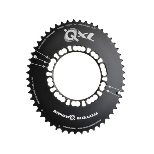 ROTOR-CHAINRING-QXL-52AX110X4-SHIMANO-OUTER