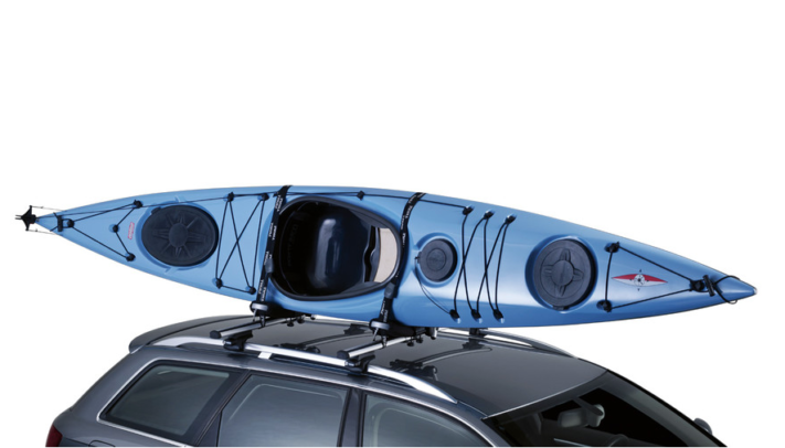 Rooftop Kayak Carriers